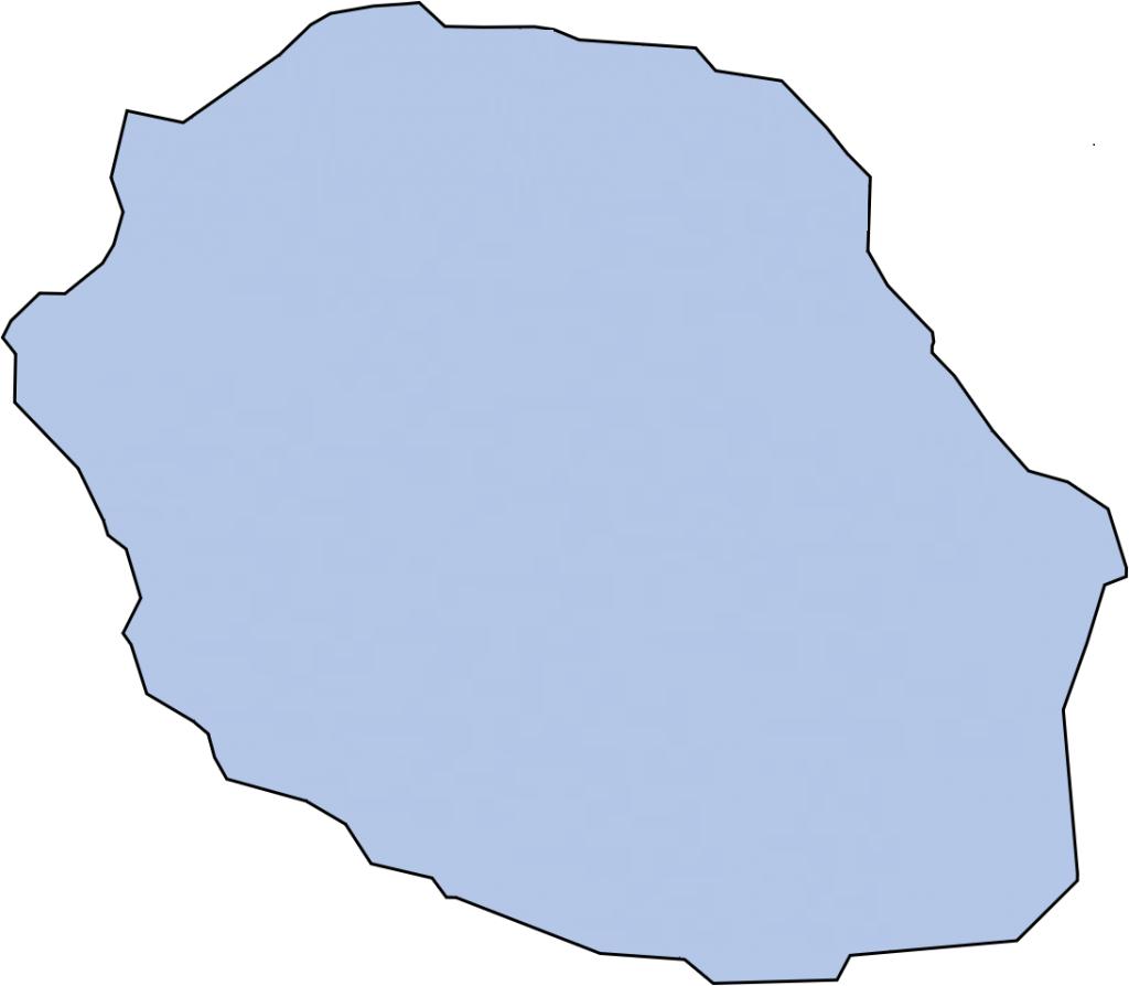 Carte à l'échelle de la région